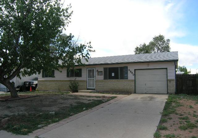 4580 Barkman Cir, Colorado Springs, CO Main Image