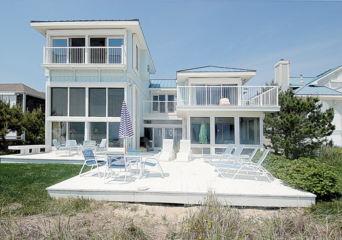 Delaware Beach House Tural Designs